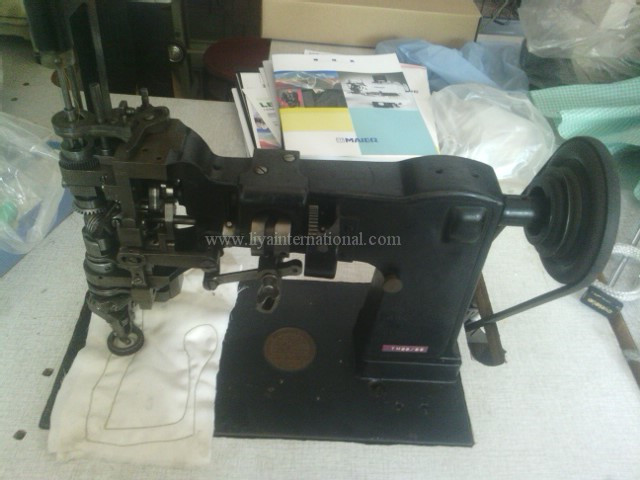 Used Second Hand 40nd Hand Old CORNELY FD Handle Operated Embroidery Adorable Second Sewing Machine