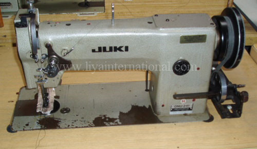 Used Second Hand 40nd Hand Old Juki 4041 Walking Feet Sewing Machine Enchanting Juki Walking Foot Sewing Machine For Sale