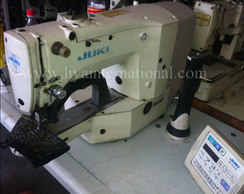 Bartack Sewing Machine Used Second Hand 40nd Hand Old Juki LK40 Enchanting Used Juki Sewing Machine For Sale