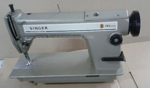 Used Second Hand 40nd Hand Old SINGER 40 Singer Lockstitch Sewing Beauteous Second Sewing Machine