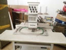 BROTHER 901 embroidery machine used