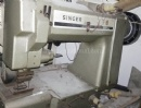 SINGER 302 used heavy duty sewing machine